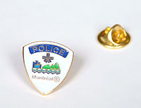 SPVM Color Logo Pin.