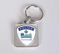 SPVM Color Logo Keychain.