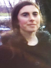 Avis de disparition - Katherine Anne  Peacock
