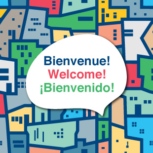 Nouvelle-Bienvenue ! Welcome! ¡Bienvenido! :  prevention tools for new arrivals and asylum seekers