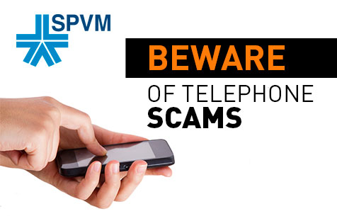 Nouvelle-Fraud: Spoofing of government telephone numbers