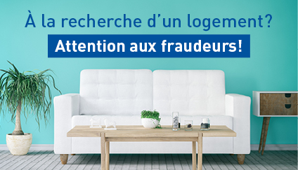 Nouvelle-Fraud – Apartment rental